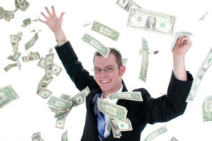 Throwing-Money