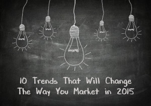 10 Trends Marketing 2015