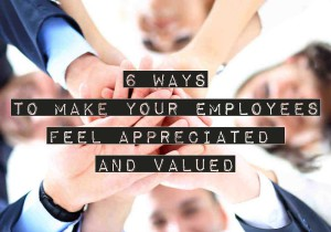 6 ways to show employees appreciation